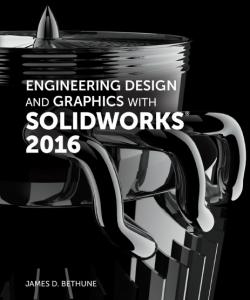 دانلود کتاب طراحی مهندسی و گرافیک با سالیدورک 2016
