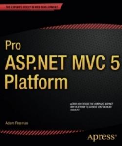 دانلود کتاب حرفه ای پلتفرم MVC 5 برای ASP.NET