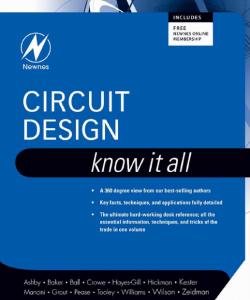 دانلود کتاب آموزش طراحی مدارهای الکتریکی